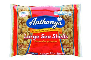 16oz-Large-Shells-300x200 100% Semolina
