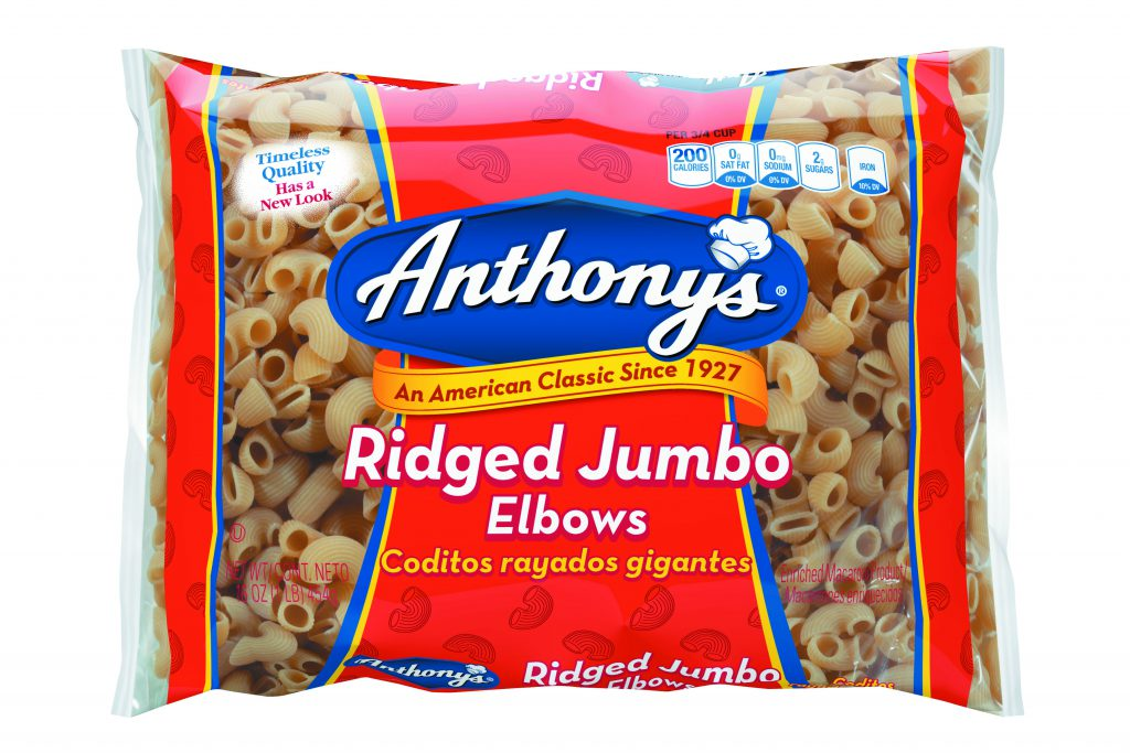 16oz-Rigid-Jumbo-Elbows-1024x683 100% Semolina Ridged Jumbo Elbows