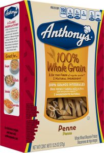 Whole-Grain-Penne-204x300 100% Whole Grain Penne